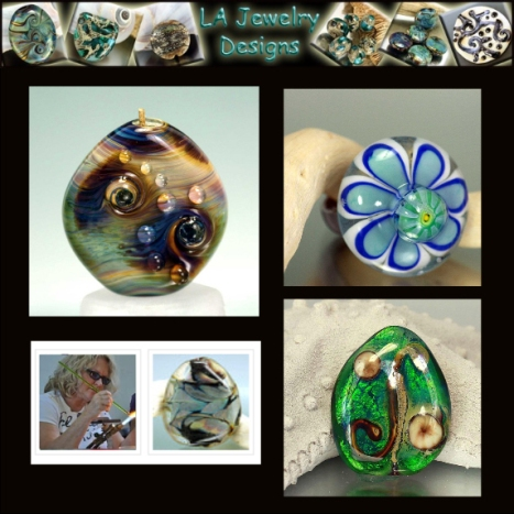 This weeks Featured Artisan - LA Jewelry Designs