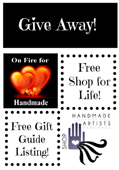 Win a FREE shop for Life!